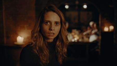 Sarah Beck Mather as Rebecca in Charismata