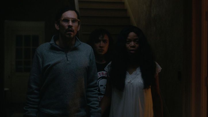 Rob Zabrecky, Aurora Perrineau, Jill Marie Jones
