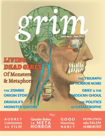 Grim No 5 Cover
