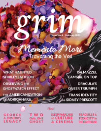 Grim No 6 Front Cover
