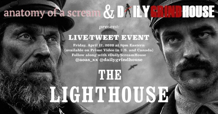 the Lighthouse livetweet-FB