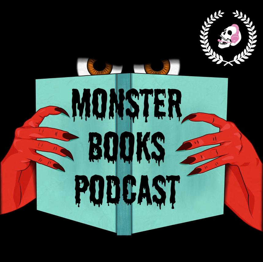 Monster Books Logo